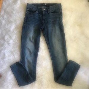 Express skinny legging jean
